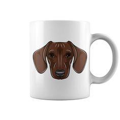 Dachshund Face Mug