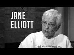 Jane Elliott Interview on her blue eyed brown eyed exercise, Trump's victory, the cure for racism, DAPL, and more. Visit janeelliott.com for more. Jane Ellio...