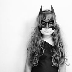 batgirl: maybe my favorite photo ever of miss g (via Instagram)