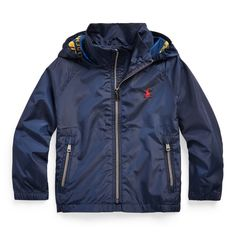 $95.0. POLO RALPH LAUREN Jacket Packable Hooded Jacket #poloralphlauren #jacket #clothing