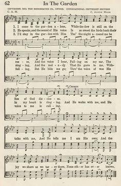 36 Ideas garden quotes grandma for 2020 - Metarnews Sites Gospel Song Lyrics, Music Lyrics, Gospel Music, Church Songs, Church Music, Bible Songs, Bible Quotes, Bible Verses, Grandma Quotes