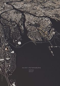 Midweek Motivation: City Layouts Using DEM Earth for CINEMA 4D   Peruse some city layouts that graphic designer Luis Dilger created using DEM earth here and follow the link to see more.