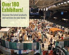 Maine Home, Remodeling & Garden Show - February 7 & 8, 2015 —  While you're wandering around, come see us in Booth #410!