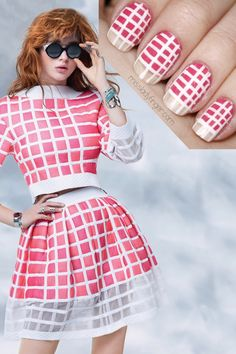 MANICURE MUSE: Chanel Spring '13 for British Elle