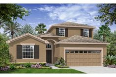 Simmitano by Lennar at The Estates at Wilson Preserve