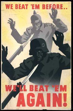 We'll beat 'em AGAIN!