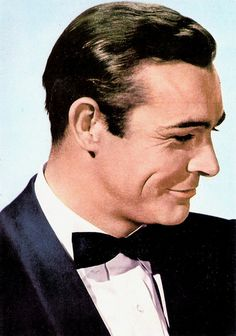 Sean Connery is James Bond Style James Bond, James Bond Girls, James Bond Movies, Sean Connery James Bond, Hollywood Actor, Old Hollywood, Classic Hollywood, Photos Des Stars, Poster