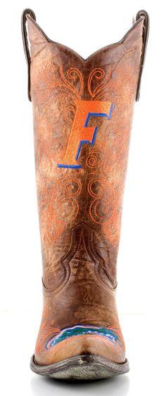 University Of Florida Gameday Boots