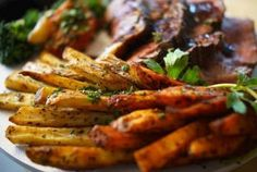 Baked+French+Fries+-+Saute+Diced+Potatoes+Persillad.+Easy,+healthy+and+looks+delicious+ #diy #food