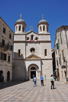Église St.Nicolas, Kotor, Monténégro