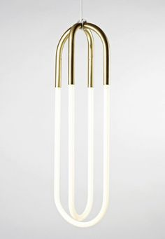 MINIMAL CHANDELIERS BY ROLL & HILL