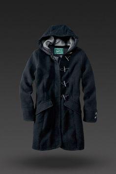 Woolrich Women's Bristol Dufffle Coat | The Clymb