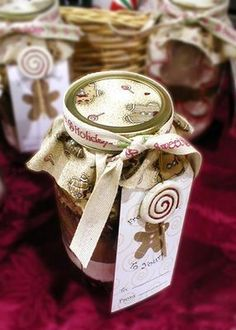 DIY::10 frugal Christmas gift ideas !!