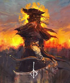 Bloodborne Characters, Bloodborne Art, Dark Fantasy, Fantasy Art, Arte Dark Souls, Old Blood, Soul Art, Animes Wallpapers, Dark Art