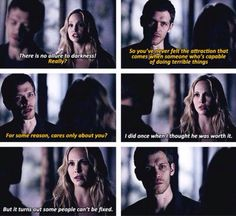 This scene hurts and pains me. It throws hope and then destroys it. Like always....