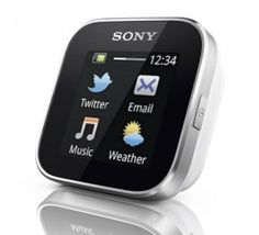 Sony SmartWatch – L'orologio touch Android