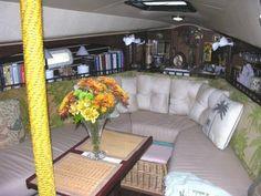 s/v September Sea Website: THE BOAT Lancer 30 Aft cabin reworked