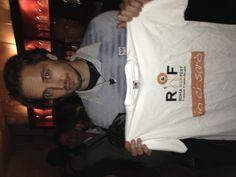 @raffaellobalzo tra gli amici di #RomaWebFest #rwf #rwf2013
