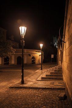 Prague - Prague city low light