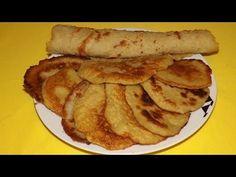 Lapcsánka /tócsni/ egyszerűen elkészítve - YouTube Vegetable Pancakes, Potato Vegetable, Hungarian Recipes, Easy Entertaining, French Toast, Potatoes, Vegetables, Breakfast, Youtube