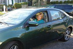When Grandma Hits the Road in a @Toyota Corolla @shebuyscars #tmom