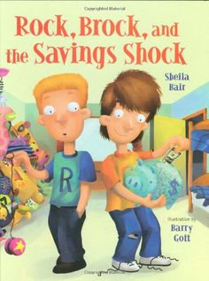 19 best md council on economic educations elementary economic rock brock and the savings shock by sheila bair illustrated by barry gott gramps teaches his twin grandsons the value of saving money when he pays fandeluxe Gallery