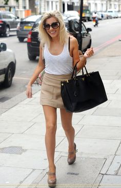 Mollie King, style inspiration.