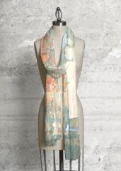 Cashmere Silk Scarf - Tides of Change 4 Silk by VIDA VIDA XEFdp