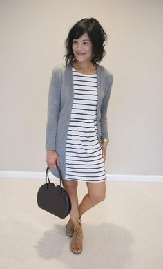 Classy & comfortable teacher outfit