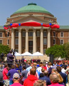 SMU 100th Anniversary! Go Mustangs!