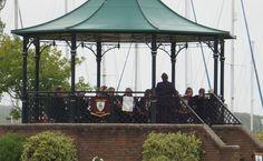 Lymington Town Band Bandstand Concert