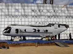 NASA to Crash Test Helicopter to Study Safety | NASA