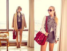 Choies Coat, Celine Glasses, Oasap Suit, Udobuy Bag