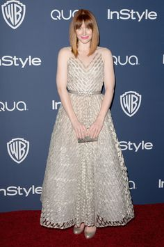 Bryce Dallas Howard - 2014 InStyle and Warner Bros. Golden Globe Awards Post-Party (Jan. 12)