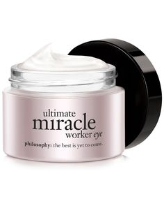 philosophy the ultimate miracle worker eye