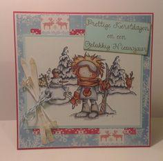 Christmascard kerstkaart