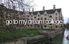 . . . University of Michigan, UCLA, University of Washington, University of Minnesota, or University of Southern California!