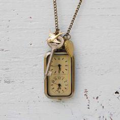 Two Timezones Necklace!