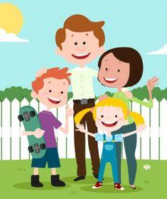 Kochani rodzice Agata Dziechciarczyk Dzień Rodziny Wierszyki Daddy, Family Guy, Classroom, Guys, Drawings, Illustration, Fictional Characters, Creativity, Class Room