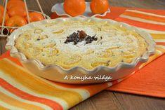 A konyha világa: Mogyorós-mandarinos pite