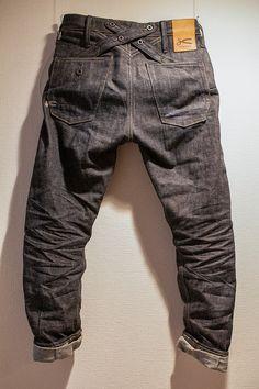 denham クロスバックの色落ちと経年変化#1 約60日で624時間 | HDRブログ:Marsh of HDR Denham Jeans, Jeans Fabric, Tailored Shirts, Jeans For Sale, Historical Clothing, Denim Fashion, Jeans Style, Jeans Pants, Skinny Jeans