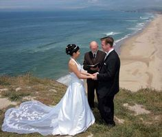 San Gregorio State Beach south of Half Moon Bay is available for our Destination Package Wedding location or for arranging with Terry yourself to be your Officiant. See more photos www.weddingsbythesea.com/san_gregorio.html