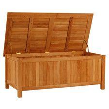 Bridgewater Teak Storage Box
