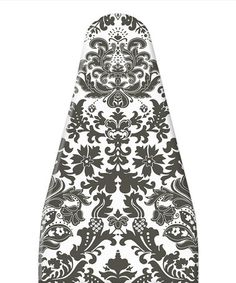 Loving this Damask Gris Ironing Board Cover  on #zulily! #zulilyfinds