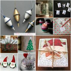 75+ Easy Christmas Crafts to Make at the Last Minute   AllFreeHolidayCrafts.com