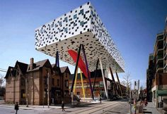 Sharp Centre for Design, Toronto