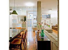 Interior de Apartamento do famoso Edifício Louveira