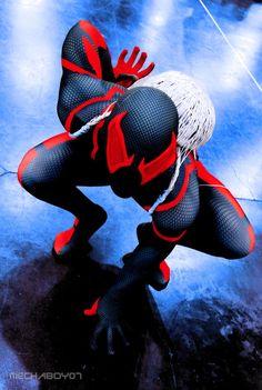 Outstanding Spiderman 2099