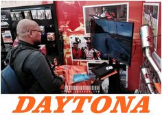 Sewaps4.com support Daytona's booth at Otobursa Tumplek Blek 2017 #rentalps3 #ps3harian #sewaps3 #ps4harian