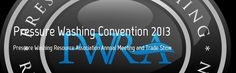 """The Pressure Washing Resource Association first annual convention will be held Aug 24 & 25th in Nashville, TN. Come join us. I will be one of over two dozen speakers at this event. I will be talking about """"What makes chemicals work?"""""""